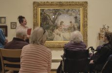 Lifelong learning with Falmouth Art Gallery