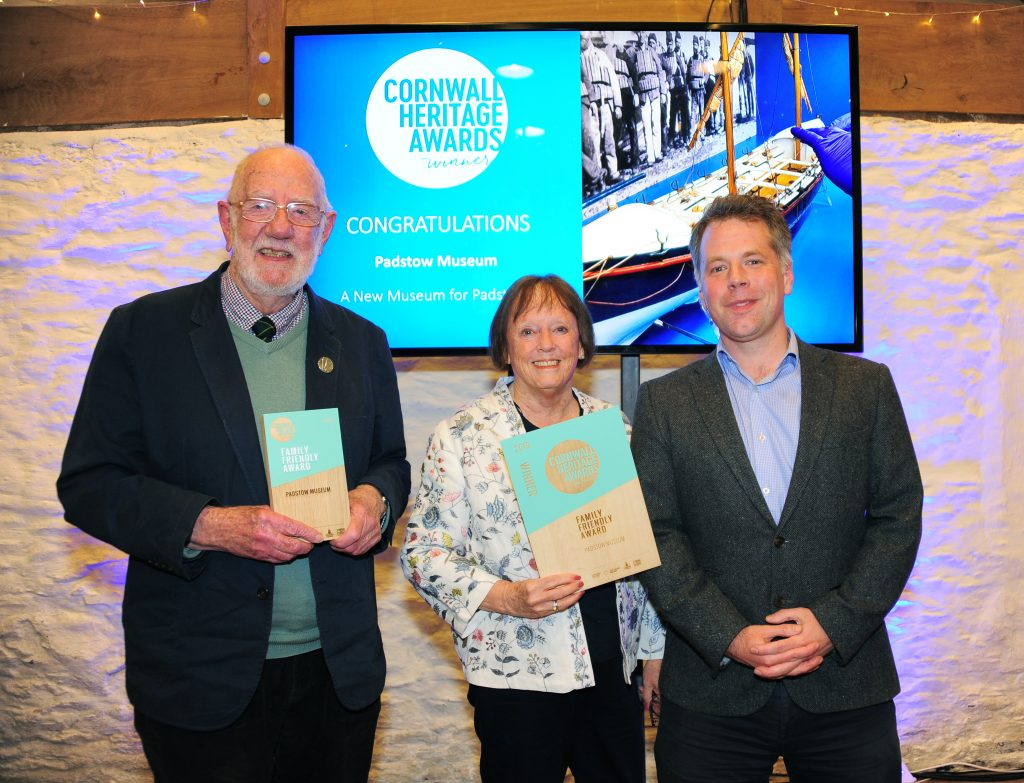 A photo of Padstow Museum, winners of the Family Friendly Award